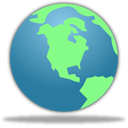 worldwide, Browser, world, internet, globe, earth SteelBlue icon