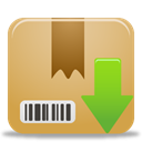 product, Box, package, download BurlyWood icon