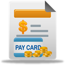 Sales, payment, method, Bill, invoice Gainsboro icon