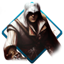 assassins creed, Computer game, Assasin Black icon