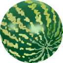 water melon, melon, food, Fruit, water DarkSlateGray icon