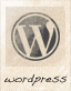 Wordpress AntiqueWhite icon