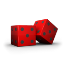 dice Black icon