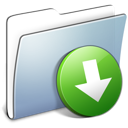dropbox, smooth, Folder, Graphite LightSteelBlue icon