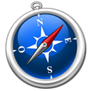 safari, Fr MidnightBlue icon