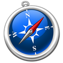Browser, safari MidnightBlue icon