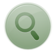 Find, search, zoom DarkSeaGreen icon
