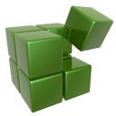 Defrag, module DarkOliveGreen icon