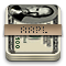 Stocks Gray icon