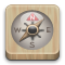 compass Tan icon