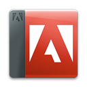 Adobeapplicationmanager, document, File Black icon