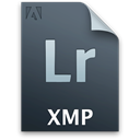 secondary, File, xmp, Lr, document DarkSlateGray icon