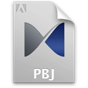 pb, File, document, pbj Icon