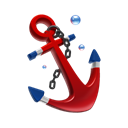 Anchor Black icon