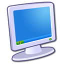 screen, Computer, monitor DodgerBlue icon