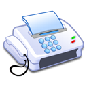 office phone, Account, tool, Fax Black icon