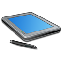 Tabletpc Black icon