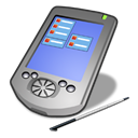 Mypda Black icon