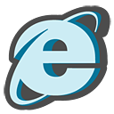 microsoft, Browser, internet explorer DarkSlateGray icon