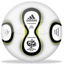 Ball, Football, soccer WhiteSmoke icon