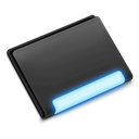 Folder, light DarkSlateGray icon