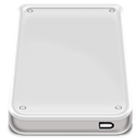 Firewire, Hard, Disk, | Gainsboro icon