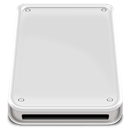 Hard, |, Disk, Removable Gainsboro icon