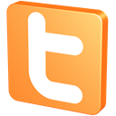 Chat, button, societal, talk, snap, dangle, mandarine, twitter, knob, tack, prattle, Social, Chatter, Orange, tangerine, pin, Key, mandarin SandyBrown icon