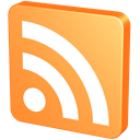 Rss, tangerine, mandarin, Orange, feed, mandarine, blog SandyBrown icon