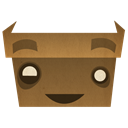 Box Sienna icon