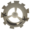 system Gray icon
