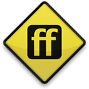 097678, Friendfeed, Logo, square, 102801 Black icon