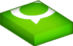 Technorati LawnGreen icon