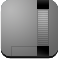 Nes DarkGray icon