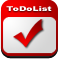 Todolist Red icon
