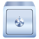 safety, Safebox Lavender icon
