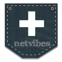 netvibes DarkSlateGray icon
