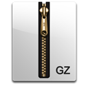 gz, gold Black icon
