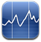 Stocks SteelBlue icon