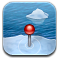 Maps SteelBlue icon