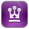 Macristocracy DarkOrchid icon