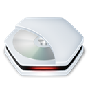 Cdrom Black icon