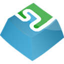stumble SteelBlue icon