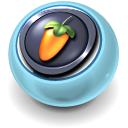 Fruity loops SkyBlue icon