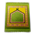 Pray, seccade, Carpet OliveDrab icon