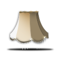 Lampshade Gray icon