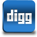 Digg SteelBlue icon
