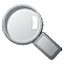 magnify DarkSlateGray icon