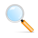 search, Find PaleTurquoise icon