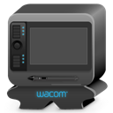 wacom DarkSlateGray icon